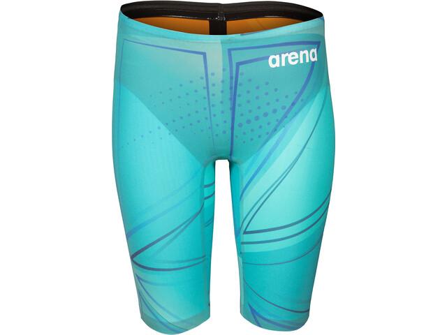 arena R-EVO ONE Jammer Uimahousut LTD Edition 2019 Pojat, blue glass
